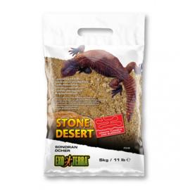Exo Terra Stone Desert Substraat Sonoran Oker 5kg