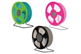 Looprad Plastic Gesloten 20cm - Muis & Hamster