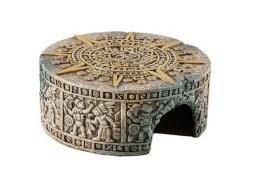 Exo Terra Aztec Kalender Steen Schuilgrot 13cm - Small