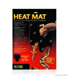Heat Mat Substraatverwarmer voor Terraria 16W Medium 26,5x28cm - Warmtemat