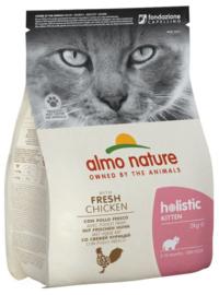 Almo Nature Holistic Kat Kitten Chicken 2kg