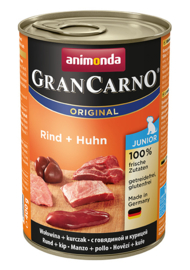 Grancarno Puppy/Junior Kip & Rund 400gr