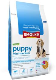 Smølke Puppy Mini/Medium 4kg