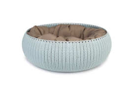 Curver Cozy Pet Bed Lichtblauw 50x22cm