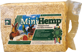 Mini Hemp Hennepvezel 48l