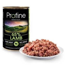Profine Pure Meat Lam Graanvrij 400gr