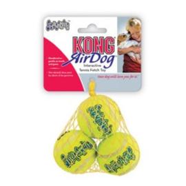 Kong Air Squeaker Ball Small 3 stuks
