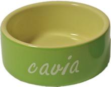 Cavia eetbak steen groen 12cm