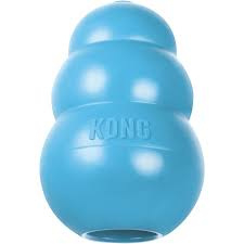 Kong Puppy Toy Small blauw