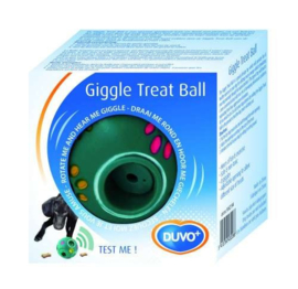 Plastic Giggle Treat Ball 11cm