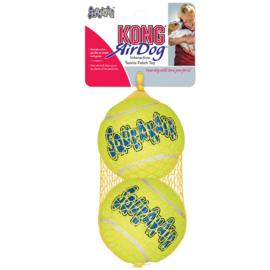 Kong Air Squeaker Ball Large 2 stuks
