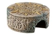 Exo Terra Aztec Kalender Steen Schuilgrot 18cm - Medium