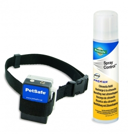 Petsafe Antiblafhalsband met spray