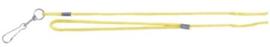 Nylon Poezenlijn 5 meter Geel