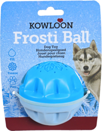 Kowloon Hondenspeelgoed Frosti Ball, Ø 7,5 cm