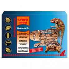Professionele testkit voor Parasieten bij Reptielen