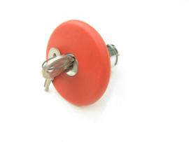 Telemecanique ZB2BS noodstop knop