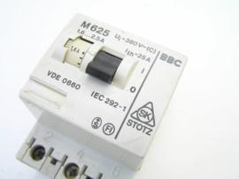 BBC-STOTZ M625 1,6 - 2,5