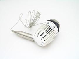 Heimeier thermostaatknop wit. M30 x 1,5