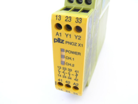 Pilz PNOZ X1 24VAC/DC