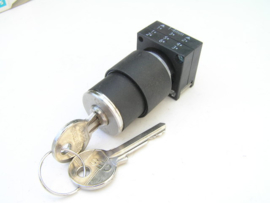 Siemens 3SB3000-4QD01 key switch
