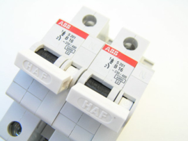 ABB-HAF S201 B16 white duo