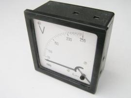 MW Voltage meter 0-250V