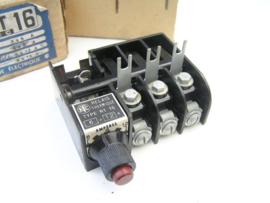 Telemecanique Relais Thermique RT 16