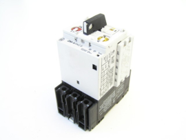 Klöckner-Moeller Eaton Motorbeveiligingsschakelaars + Hulpcontacten