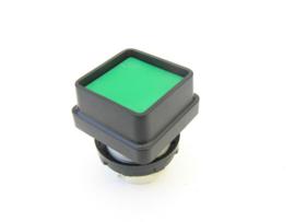 Telemecanique DA push button green