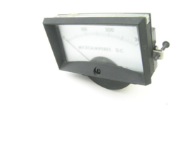 API Instruments Microamperes D.C.