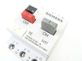 Siemens 3VE1010-2J 2,5 - 4