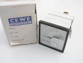 Cewe Instrument CQ48 0-10V