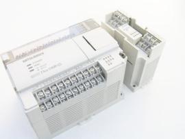 Mitsubishi Melsec Fxon-24MR-ES+Fxon-24MR-ES