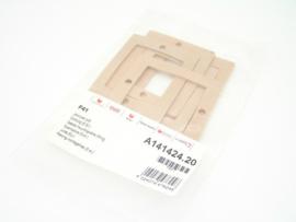 AWB A141424.20 Pakking montageklep 5st
