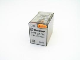 Finder 55.34 230V