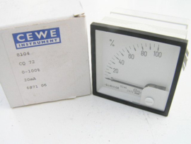 Cewe Instrument CQ72 0-100%