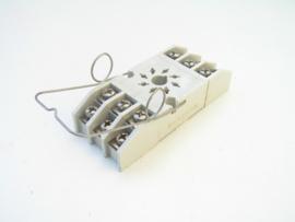 Kuhnke Relaissockel 8 pin