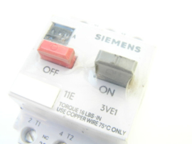 Siemens 3VE1010-8J