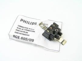 Philips RCS 605/09 Kontactblok
