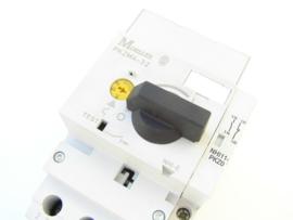 Klöckner-Moeller Eaton PKZM0-.... Motorbeveiligingsschakelaars