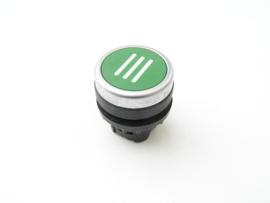Moeller A22 Drukknopschakelaar groen