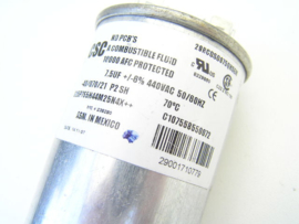 CSC 325P755H44M254X µF 7,5