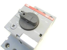 ABB MS116. 0,4 - 0,63A