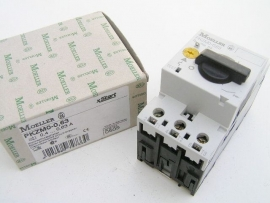 Moeller PKZN0-0,63 ser. No. 4