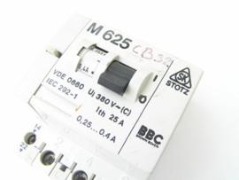 BBC-STOTZ M 625 0,25 - 0,4