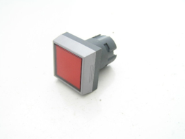 EAO 704.03-1162 X Red Push Button
