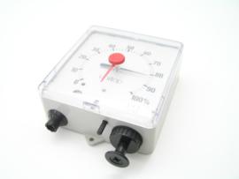 Afriso Unitop Pneumatische niveau-indicator