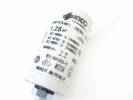 Inco Sintex45T . B2DS.  1,25 µF