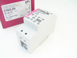 ETI ZT8/8-2M. 002411010 Klingeltransformator